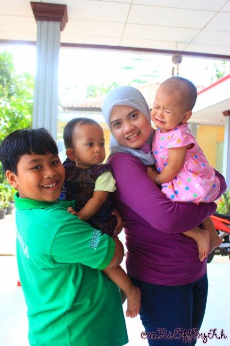 She & Her Nephews